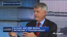 Wells Fargo CEO Tim Sloan: I don't think I'm a liability ...