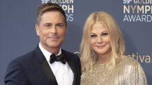Rob Lowe and wife Sheryl Berkoff 'still struggle' with this one thing in their 28-year marriage