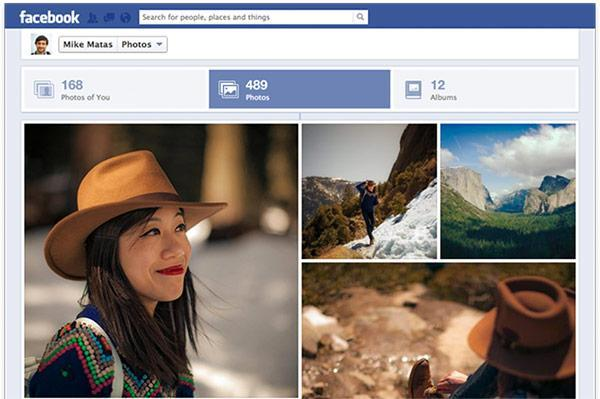 Facebook improves photo viewing with larger images, takes cues from Google+
