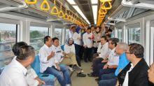 Menhub tinjau berkala LRT Sumsel pastikan layanan membaik