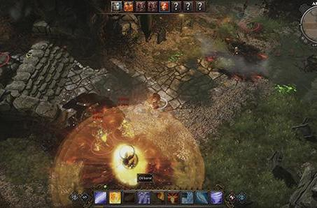 Co-op roleplaying game Divinity: Original Sin arrives this Spring