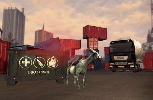 'Goat Simulator' is getting a ridiculous zombie survival add-on