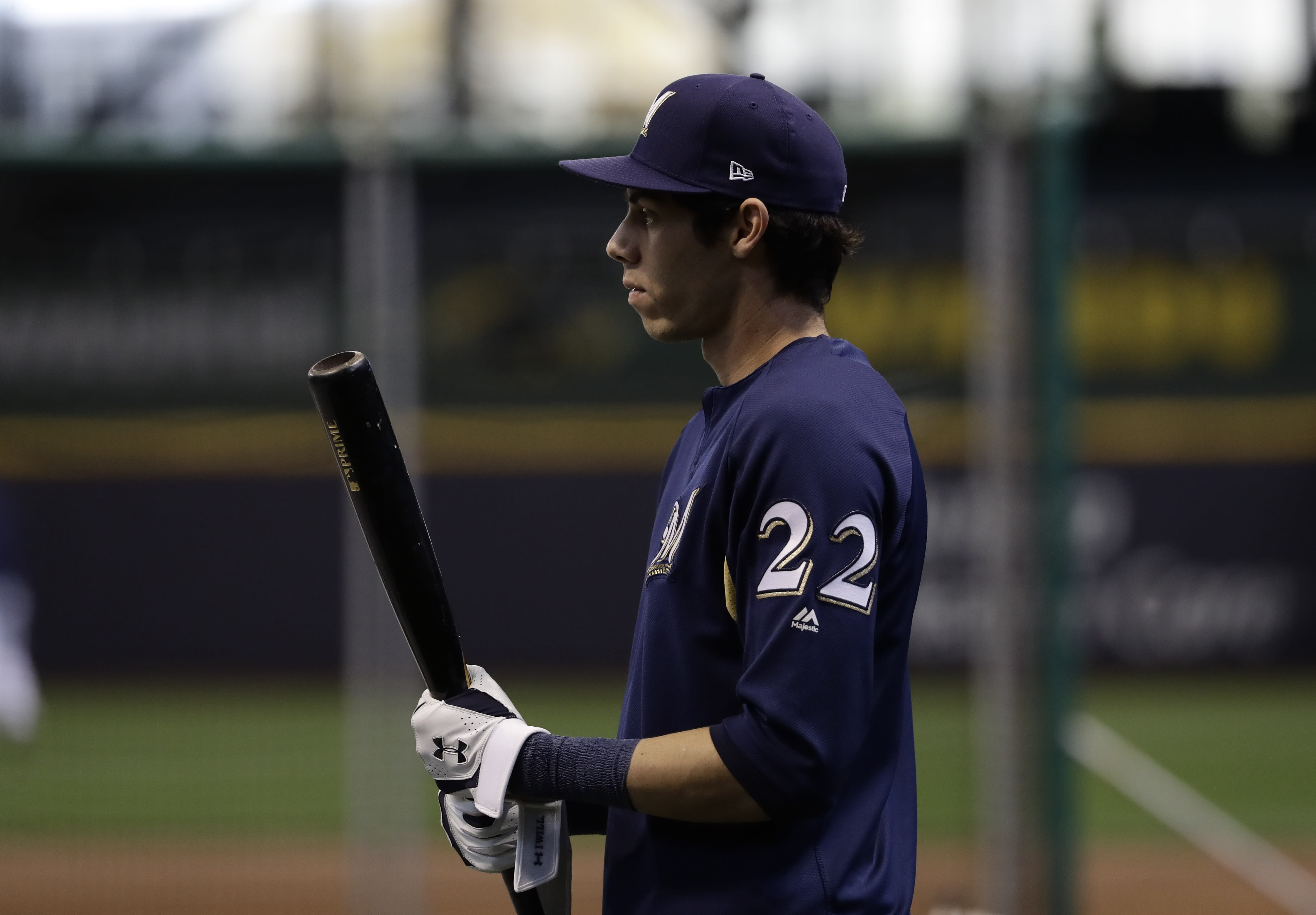 Brewers slugger Christian Yelich has Milwaukee bus route named in his honor 7423da23a