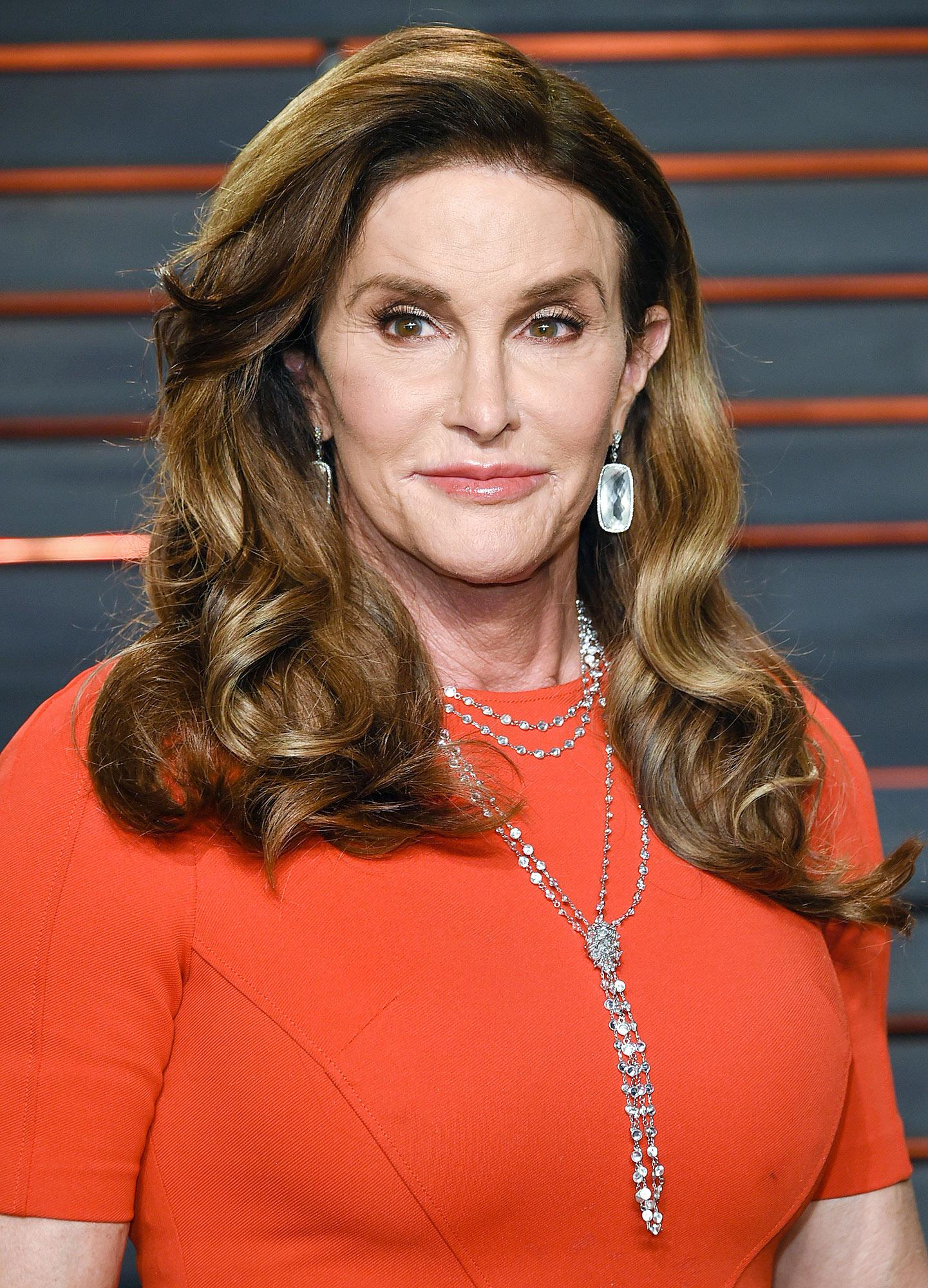 Caitlyn Jenner photographed in her Malibu home If I was lying on my deathbed and I had kept this secret and never ever did anything about it I would be lying