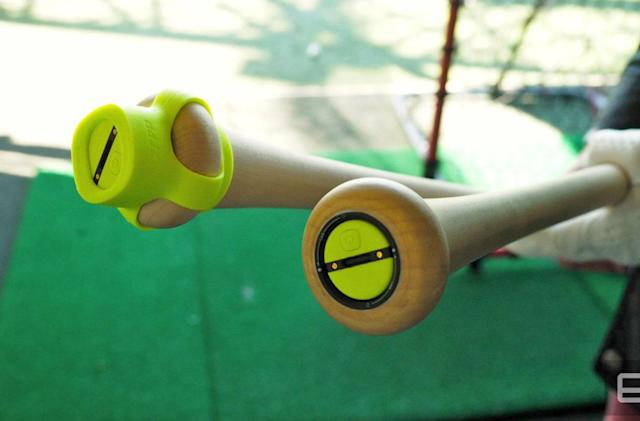 Zepp teams up with New Balance to gamify batting practice