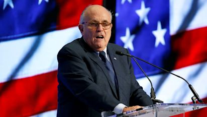 Giuliani walks back Trump Tower Moscow comments
