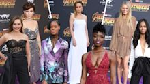Scarlett Johansson, Gwyneth Paltrow and Brie Larson among Avengers stars at Infinity War premiere