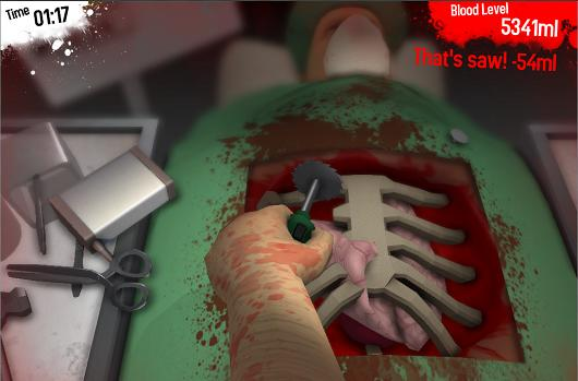 Steam Greenlight fifth set is incisive: Surgeon Simulator 2013, Organ Trail