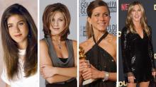 Jennifer Aniston wird 50: Ihre Wandlung im Lauf der Jahre