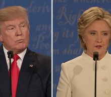 Donald Trump, Hillary Clinton Debate a Woman's Right to Choose