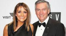 Eddie McGuire addresses rumours about sudden resignation