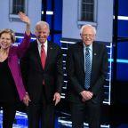 Democrat debate exposes divides despite united front on Trump