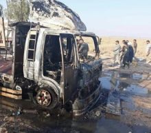 Iraq paramilitary force says Israel behind latest drone attack