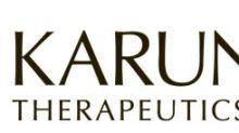 Karuna Therapeutics to Present at Upcoming Investor Conferences