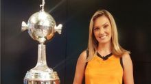 Nadine Bastos é a nova comentarista de arbitragem da Globo
