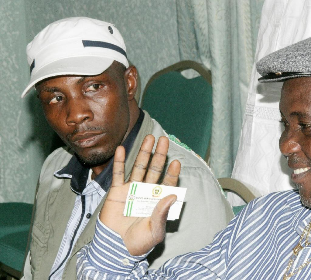 """Government Ekpemupolo, popularly known as """"Tompolo"""", is one of the most high-profile former militant leaders of the Movement for the Emancipation of the Niger Delta"""