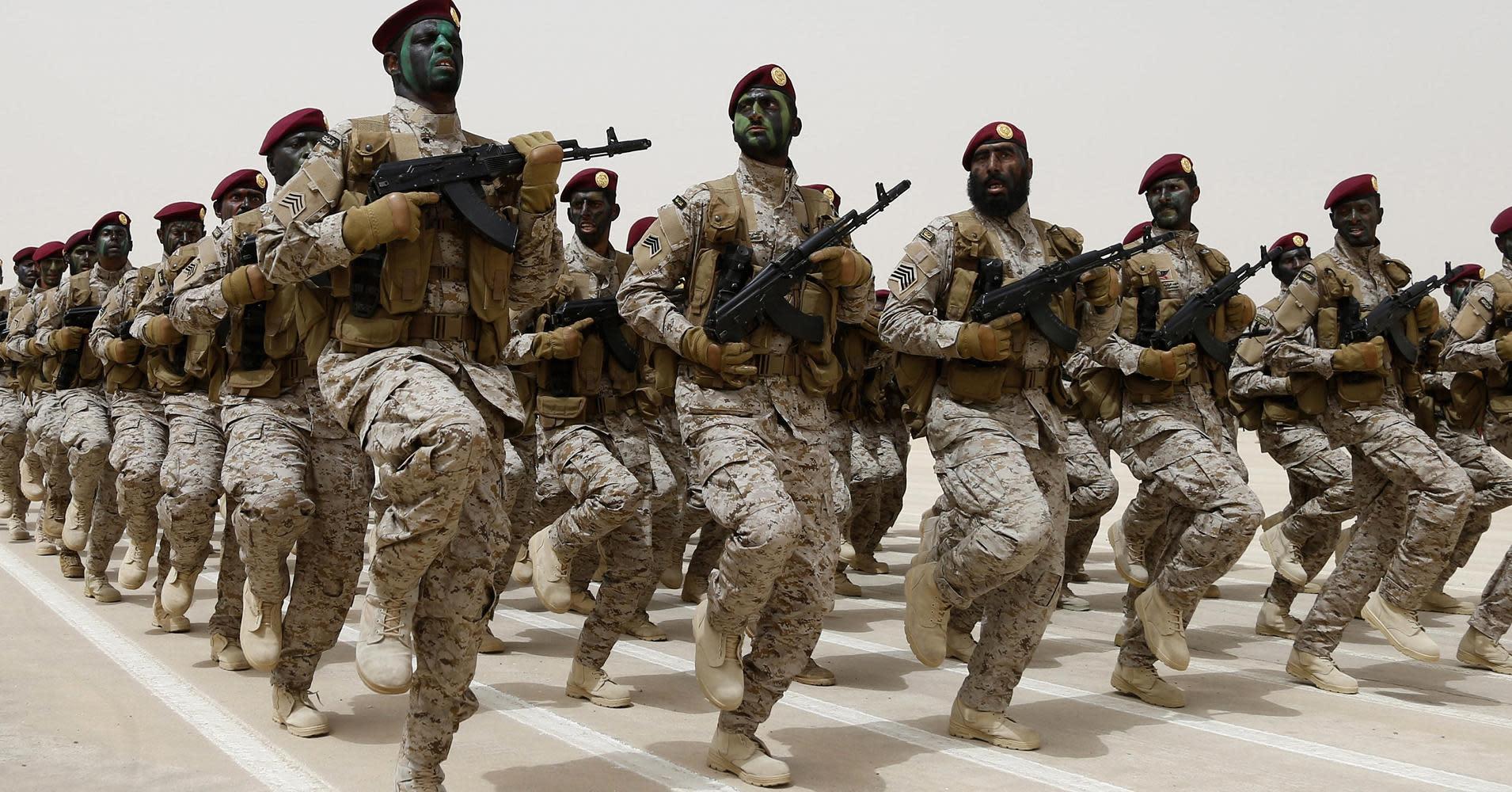 saudi arabias defense doctrine - HD1910×1000
