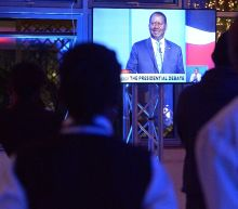 Kenyan president skips poll debate, gives rival the floor