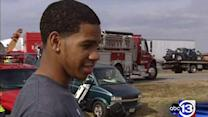 Survivors help one another after I-10 pileup