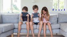 Más de dos horas de pantalla al día son perjudiciales para los niños