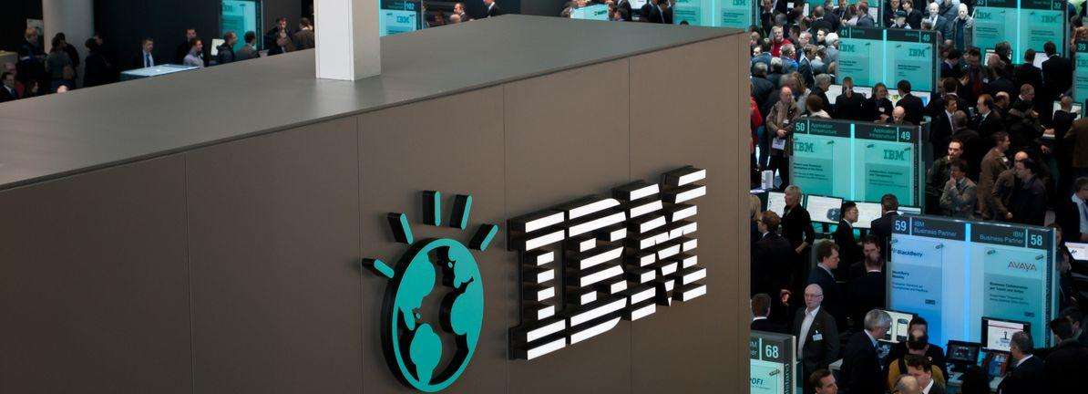 International Business Machines Corporation (NYSE:IBM) Is About To Go Ex-Dividend, And It Pays A 1.1% Yield