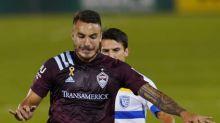 The Latest: Virus scraps Colorado-Portland MLS game