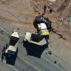 California crash victims suspected of being smuggled across U.S.-Mexico border