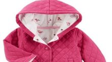 OshKosh B'gosh Recalls Baby Jackets Due To Choking Hazard