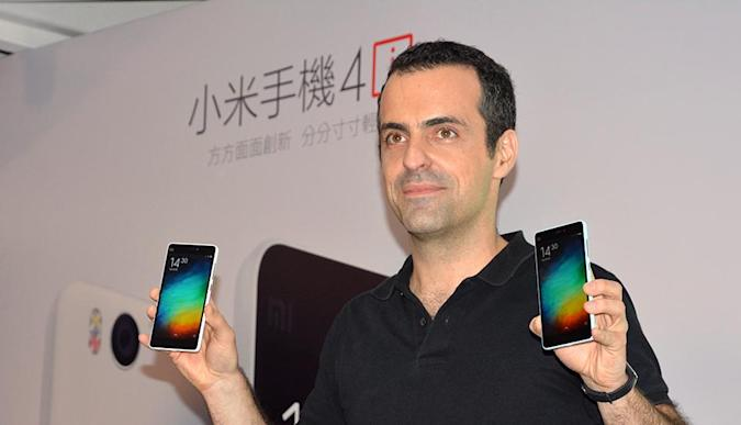 Hugo Barra on why Xiaomi is against microSD cards in phones
