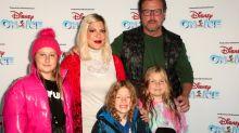 Tori Spelling y el drama que sufren sus hijos con el bullying