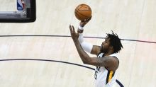 Jazz trade Derrick Favors and 1st-round pick to Thunder