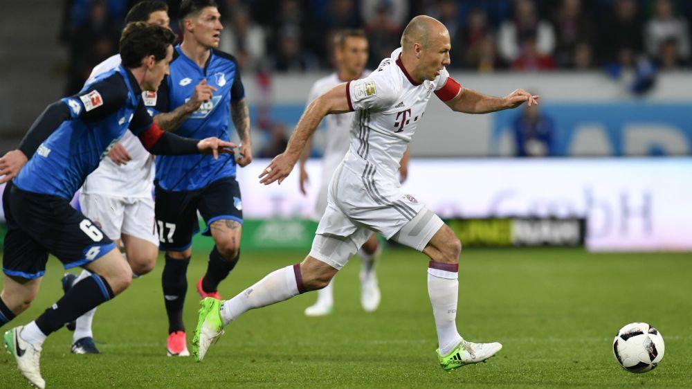 Hoffenheim-Bayern Monaco 1-0: Colpaccio Kramaric, frenata bavarese