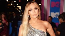 """Jennifer Lopez Shows Off Her """"Bronx Barbie"""" Look and Baby Hair on Instagram"""