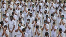 Sri Lanka shuts schools again as virus cases surge