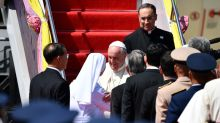 L'interprete di Papa Francesco in Thailandia è sua cugina