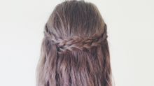 3 easy braids to bring life back to your second-day hair