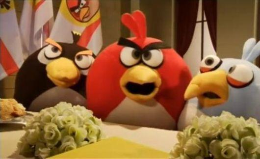 Rovio up for three Develop Awards