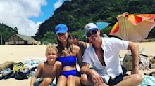 'Happy Days': Robin Thicke Shares Sweet Family Photo Following Girlfriend's Pregnancy News
