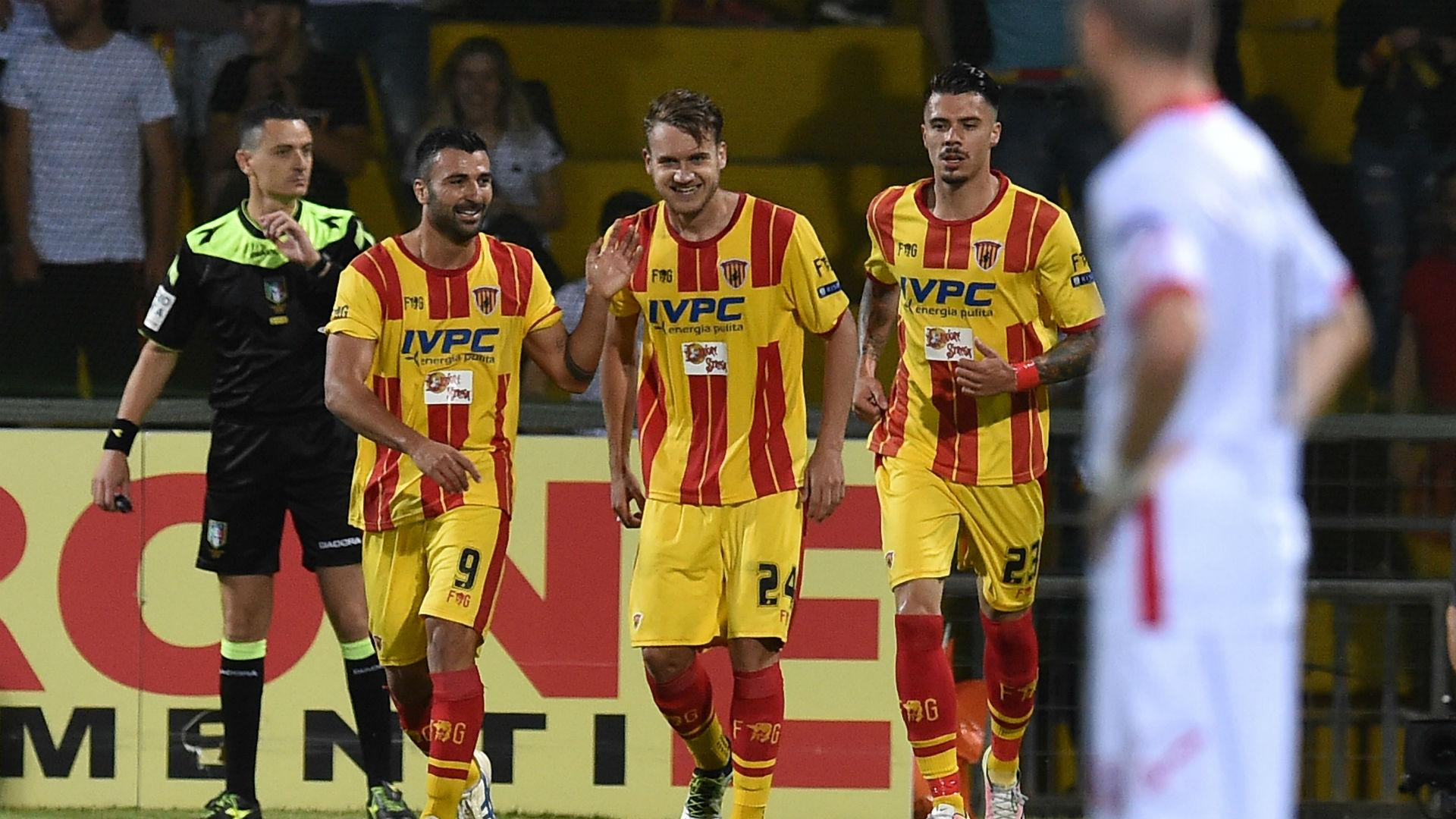 Benevento clinch Serie A promotion for first time