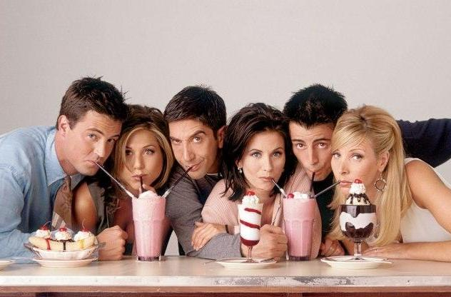 'Friends' finally comes to Netflix UK