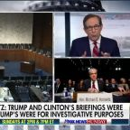 Chris Wallace says Horowitz report produced seemingly contradictory conclusions that can both be true