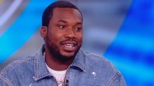 Meek Mill reacts to judge not being removed from his case on 'The View'