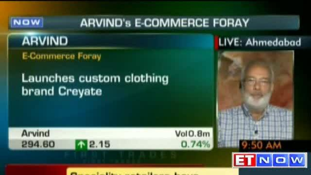 Arvind Lifestyle Brands ties up with Gap Inc