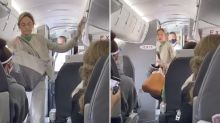 Woman kicked off flight for refusing to wear face mask