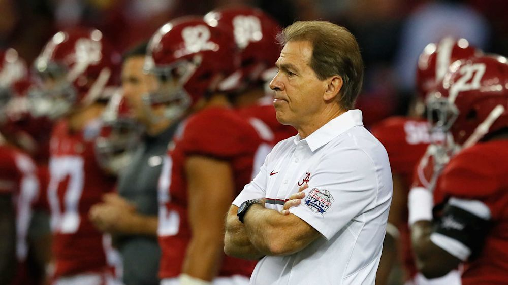Nick Saban: 'I'll never get over' last-second title game loss to Clemson