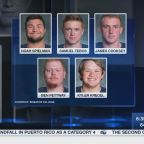 Report of 2nd Wheaton College football hazing victim; 2 of 5 players in custody