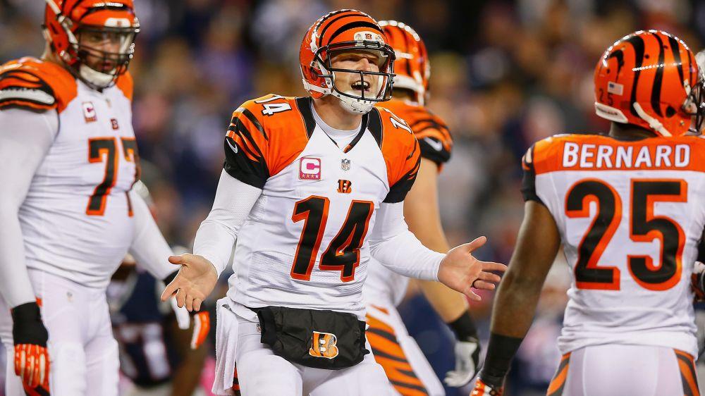 Bengals schedule 2017: Cincinnati attempts to find path back to playoffs