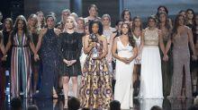 Larry Nassar Survivors Receive Arthur Ashe Courage Award At ESPYs
