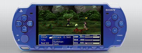 Sony looking to make PSP PSN more like Virtual Console