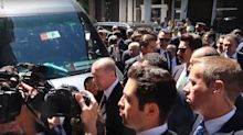 Erdogan in London: Der ängstliche Despot